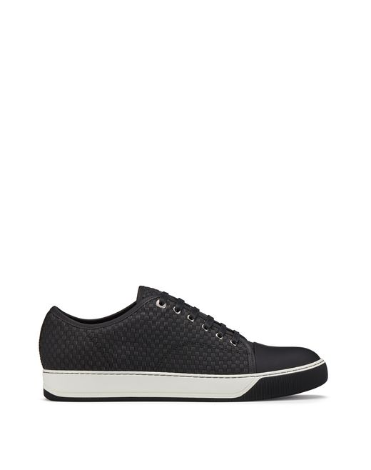 Popular Mens Lanvin Classic Low Sneakers Wonderful