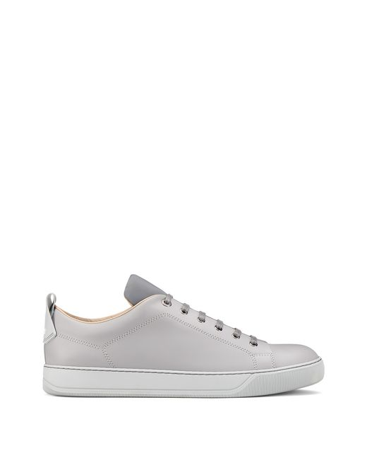3c4de3f14da0 LOW-TOP SNEAKER WITH REFLECTIVE TONGUE - Lanvin