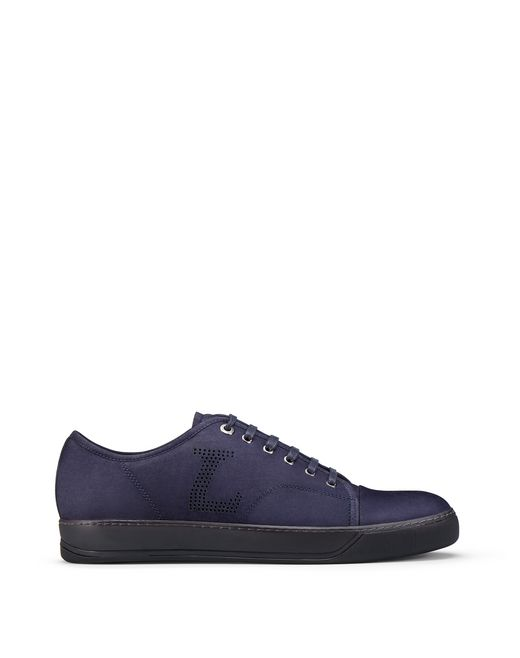 SNEAKERS IN PELLE DI VITELLO NABUK - Lanvin