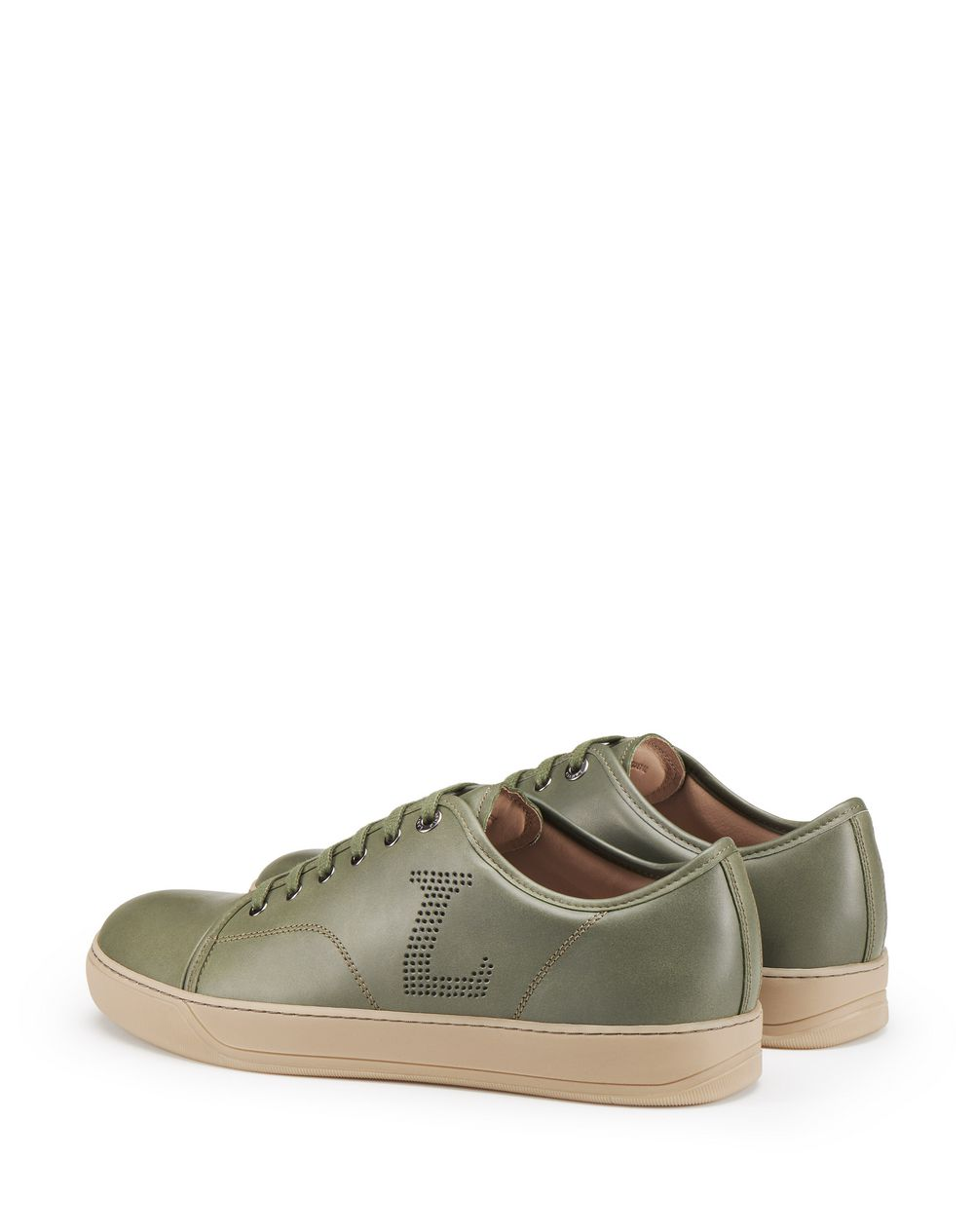 SNEAKERS IN NAPPA DI VITELLO - Lanvin