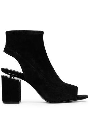 ALEXANDER WANG Cutuot suede sandals