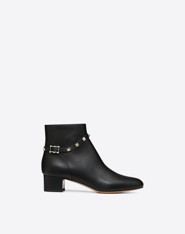 Rockstud Ankle Boot