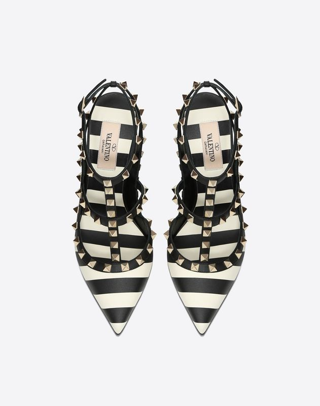 Striped Rockstud Pump 100mm