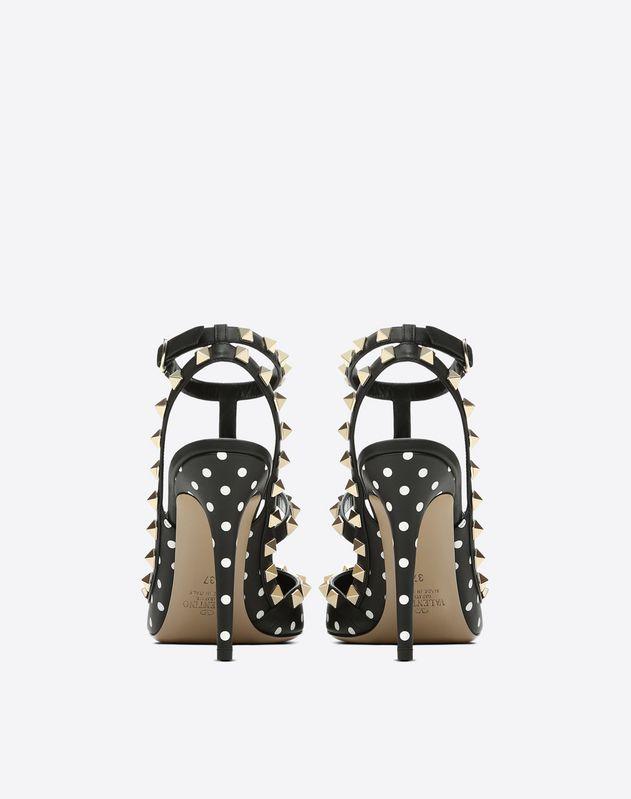 Polka Dot Rockstud Courts