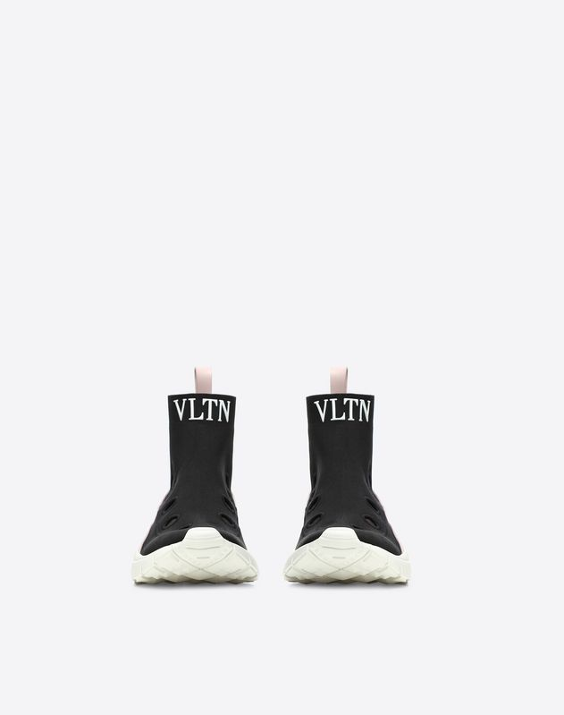 VLTN Heroes Her Cut-Out Sneaker