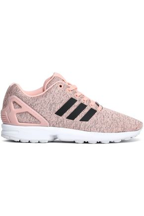 ADIDAS ORIGINALS ZX Flux mélange knitted sneakers