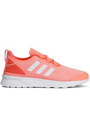 ADIDAS ORIGINALS ZX Flux Adv Verve mesh sneakers