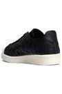 ADIDAS ORIGINALS Laser-cut leather sneakers