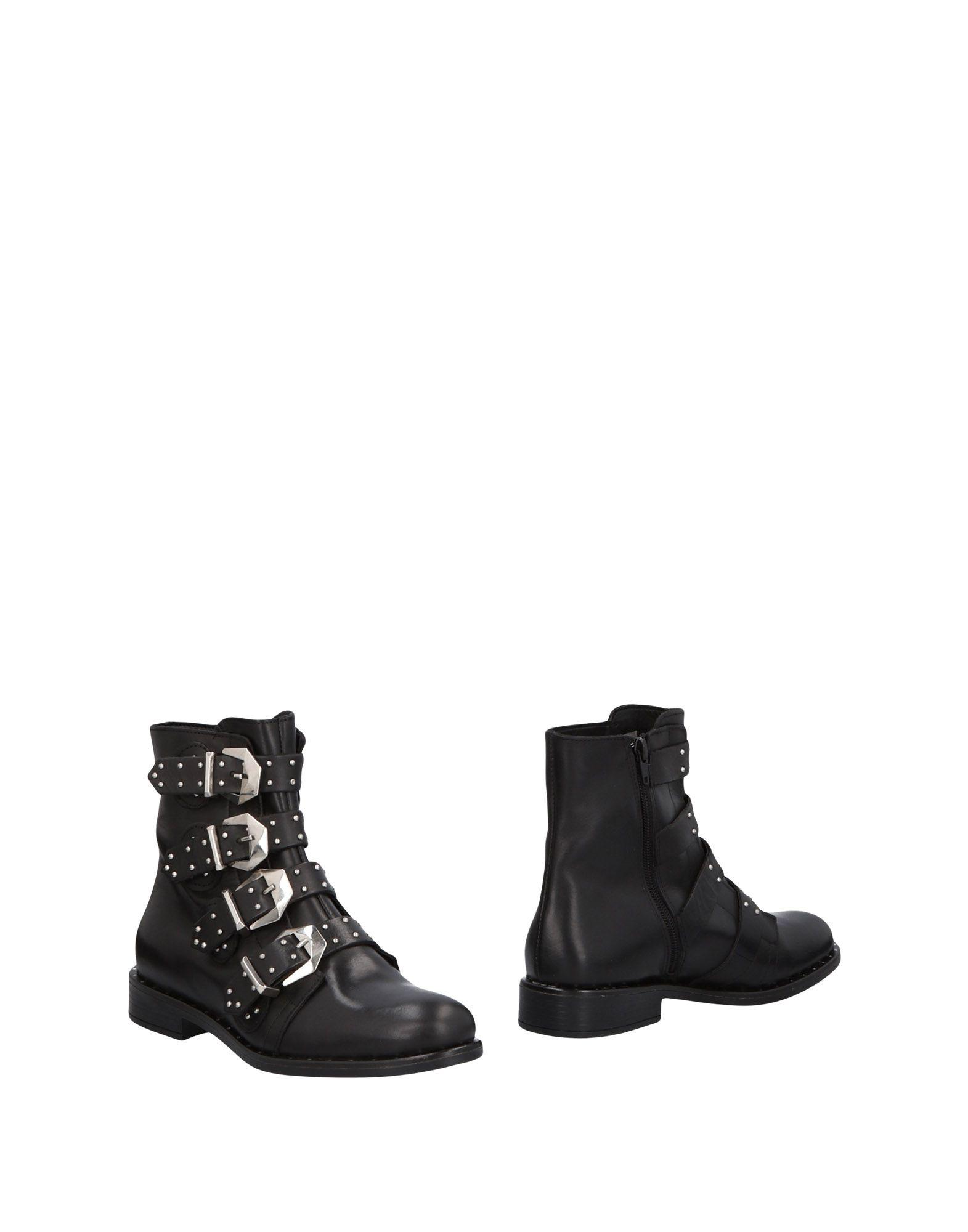 UNLACE Полусапоги и высокие ботинки grey mer полусапоги и высокие ботинки