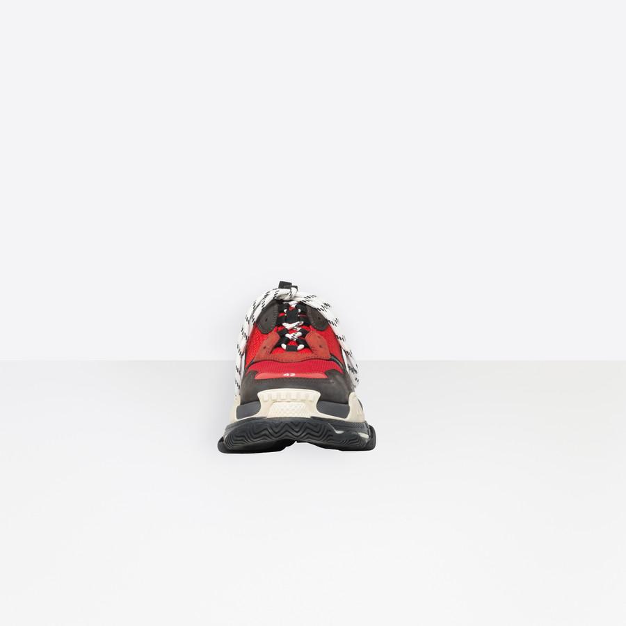 BALENCIAGA トリプル S トレーナー Triple S Shoes メンズ d
