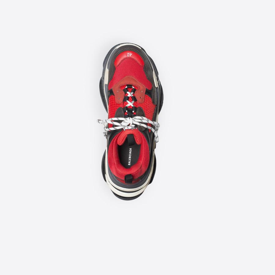 BALENCIAGA トリプル S トレーナー Triple S Shoes メンズ e