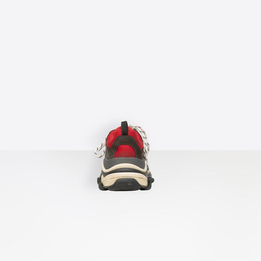 BALENCIAGA トリプル S トレーナー Triple S Shoes メンズ i
