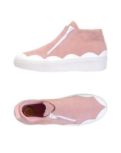 Высокие кеды и кроссовки от MAISON SHOESHIBAR