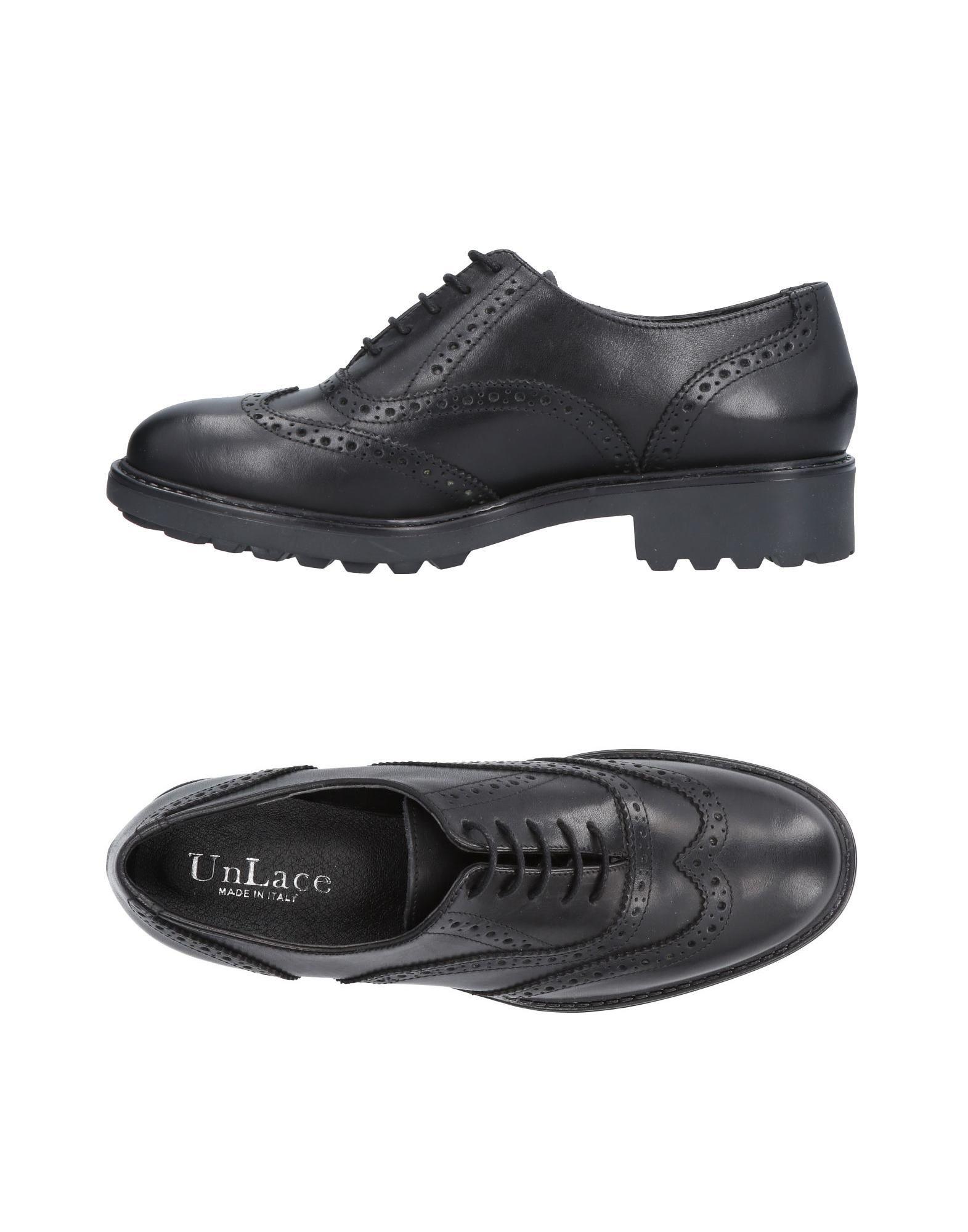 цена UNLACE Обувь на шнурках онлайн в 2017 году