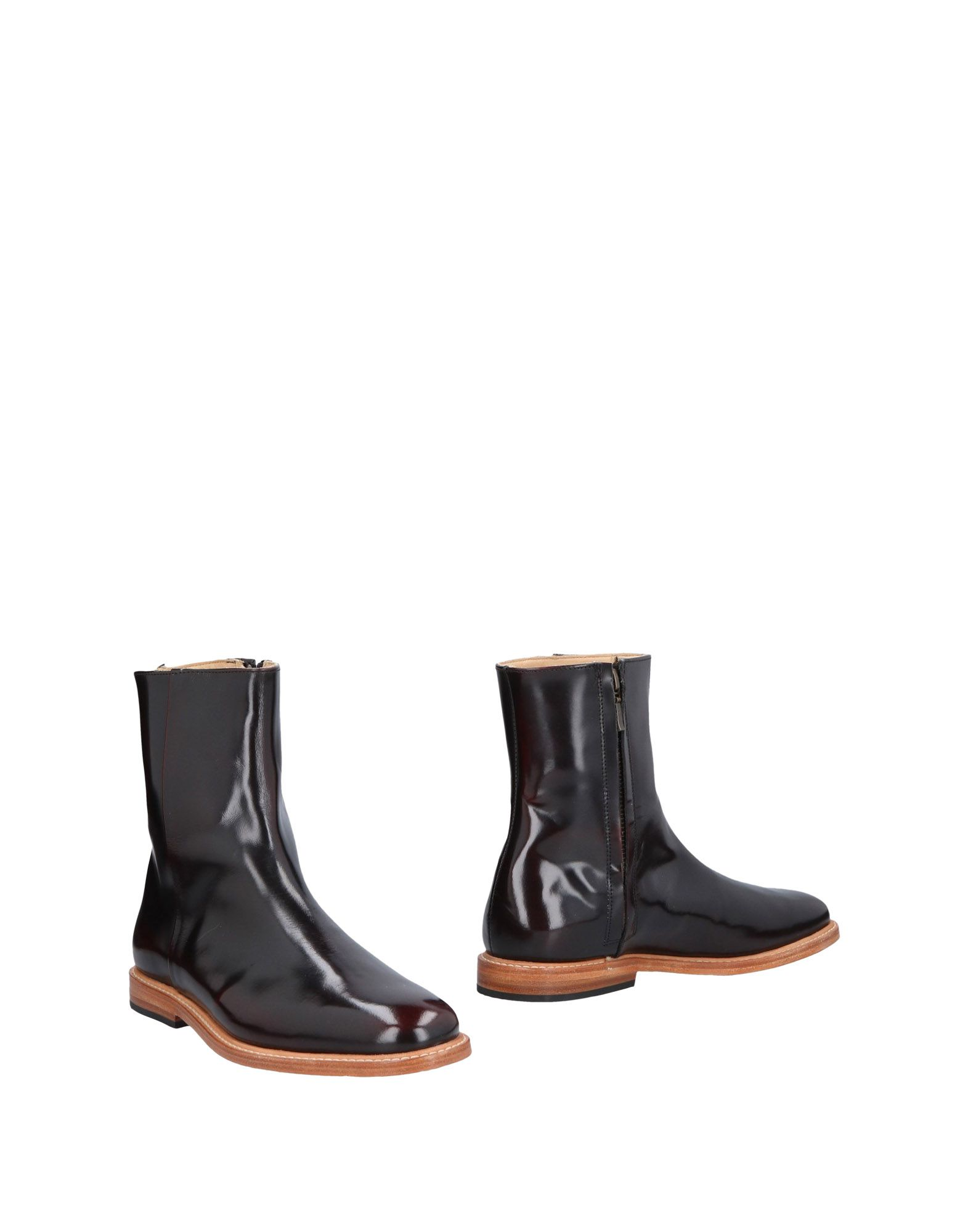 DIEPPA RESTREPO Ankle Boot in Dark Brown