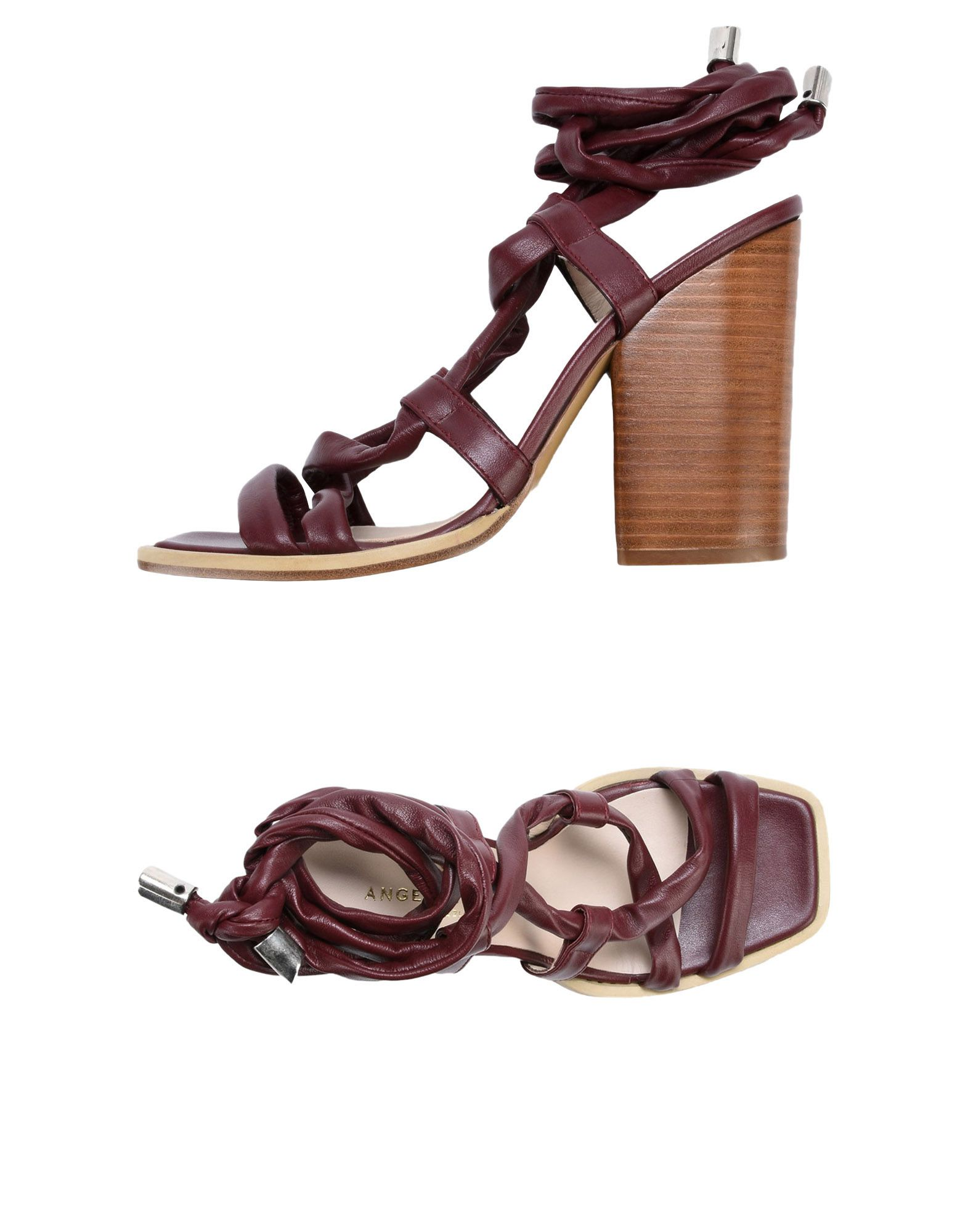 ANGELA CHIARA VENEZIA | ANGELA CHIARA Venezia Sandals | Goxip