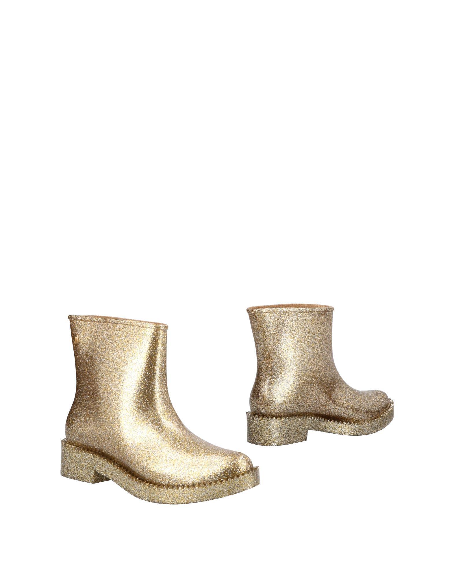 MELISSA Полусапоги и высокие ботинки резиновые сапоги melissa melissa me485agdqbn7