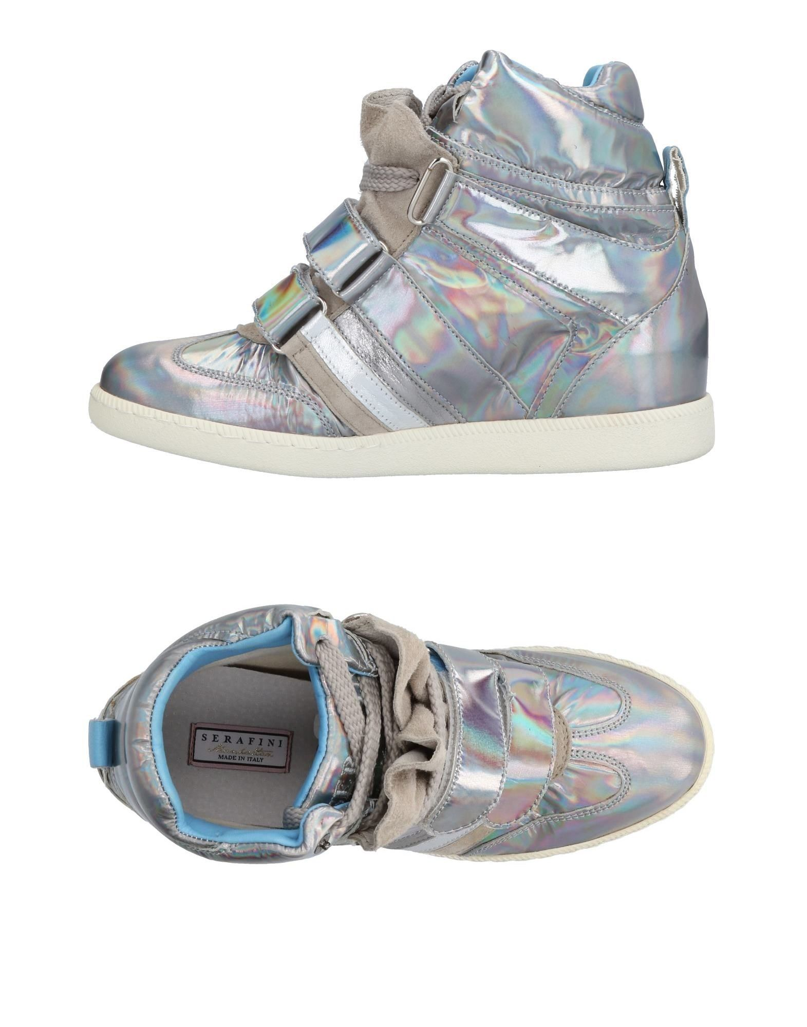 Sneakers, Silver