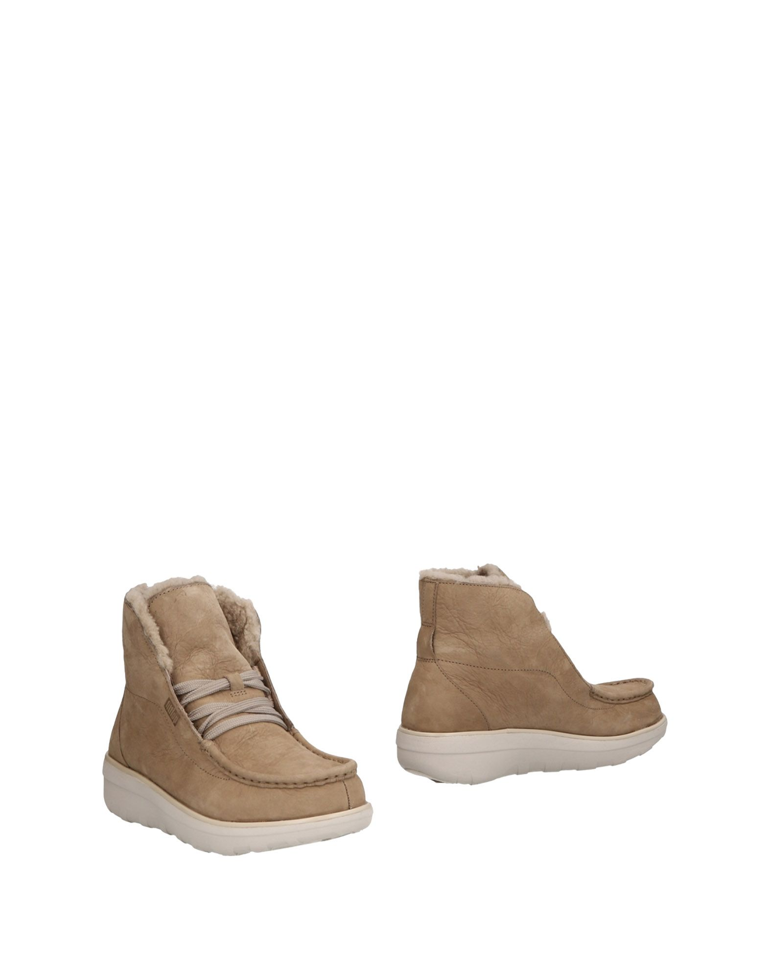 FITFLOP Полусапоги и высокие ботинки ботинки swims ботинки без каблука