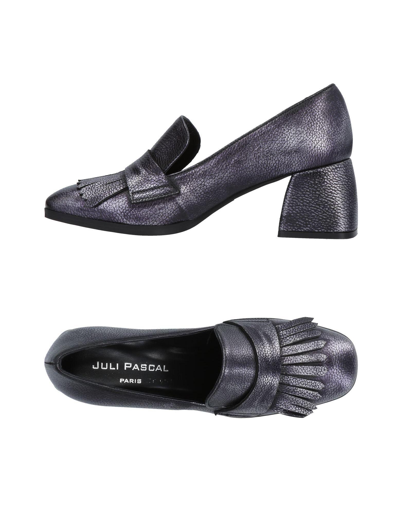 JULI PASCAL Paris Мокасины цена 2017