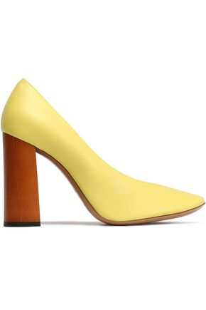 CHLOÉ Harper leather pumps