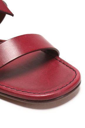 CHLOÉ Kingsley buckled leather sandals