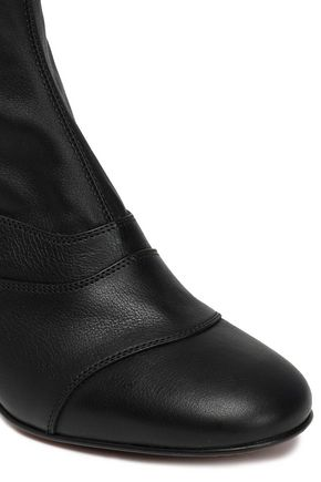 CHLOÉ Lexie leather boots