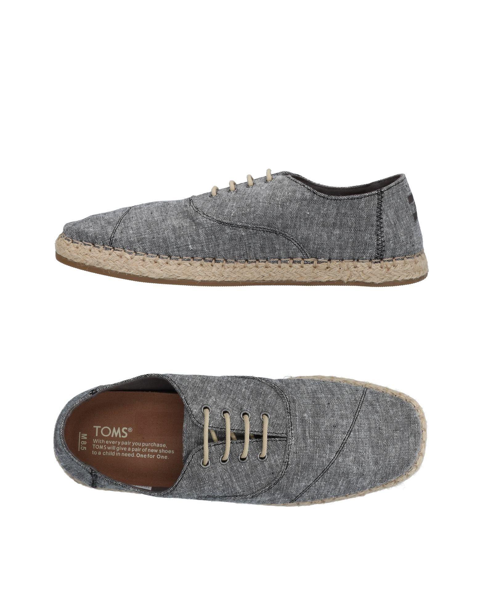 Фото - TOMS Обувь на шнурках обувь на высокой платформе dkny