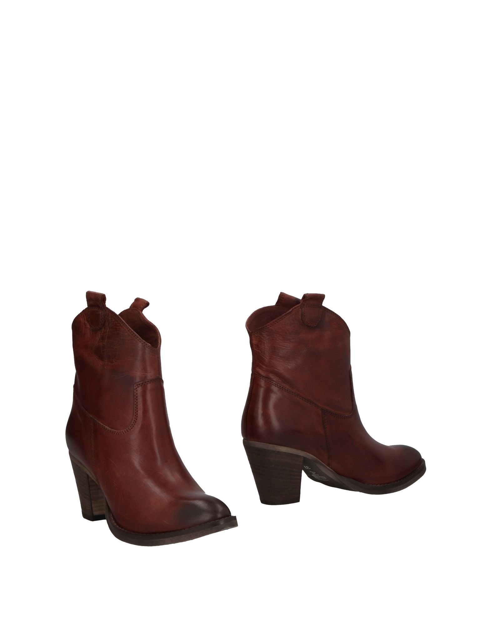 DANIELLE Полусапоги и высокие ботинки цены онлайн