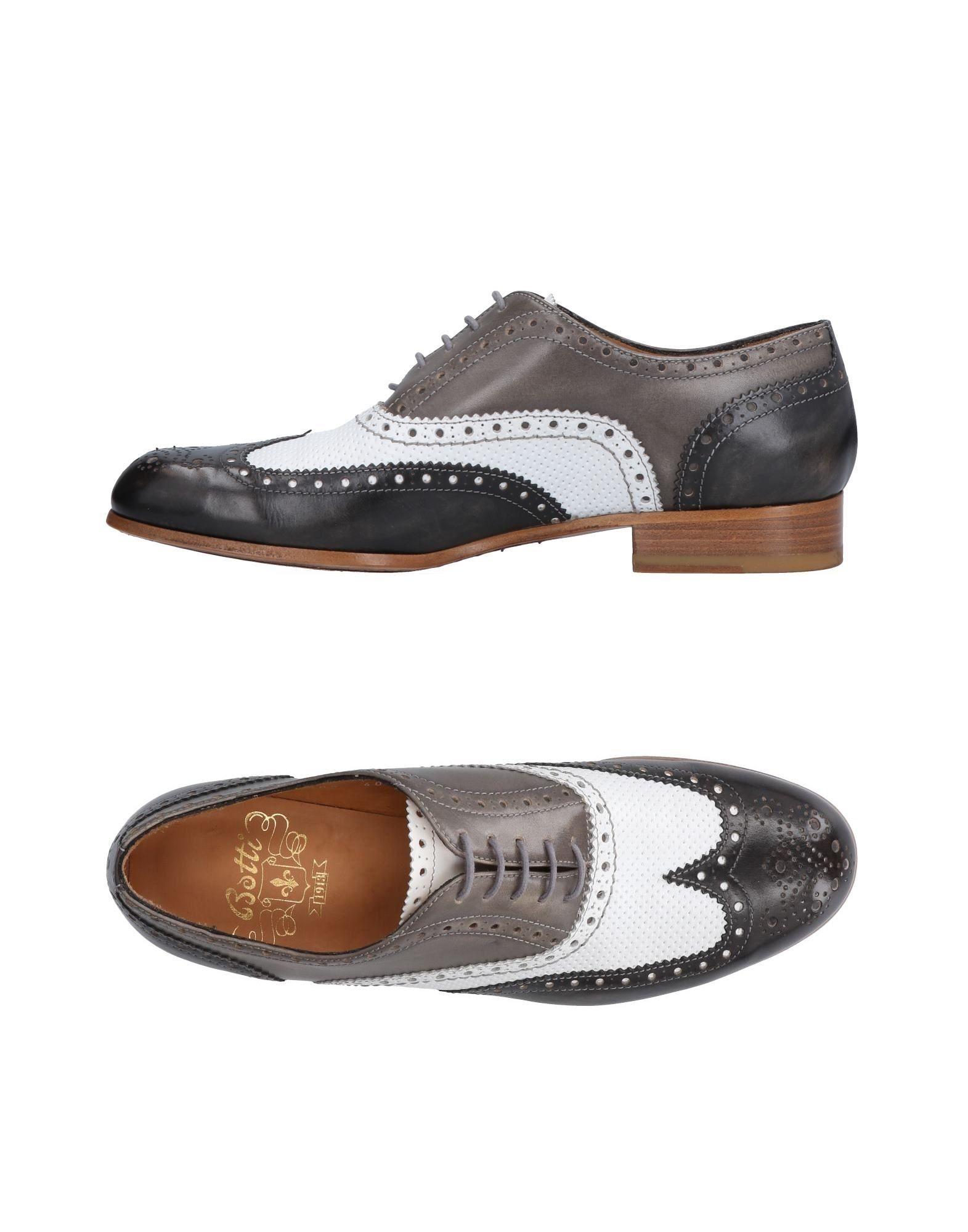 BOTTI Обувь на шнурках цены онлайн