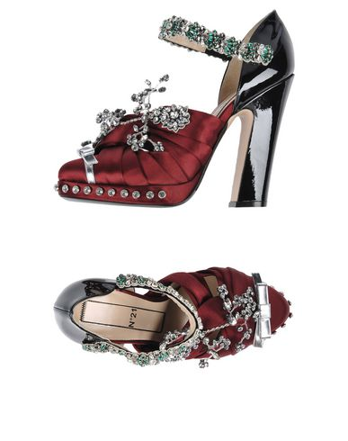 zapatillas N? 21 Sandalias mujer