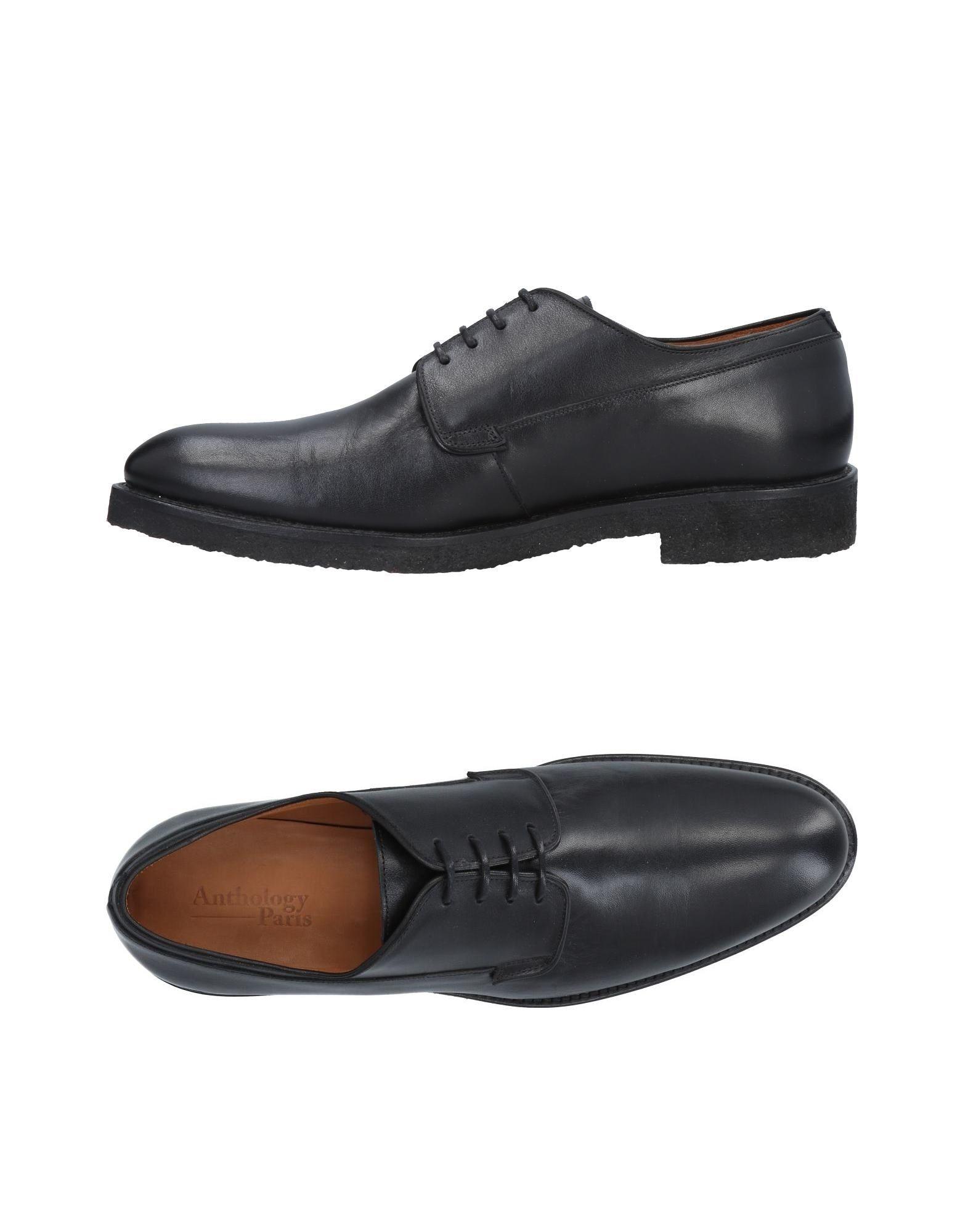 ANTHOLOGY Paris Обувь на шнурках