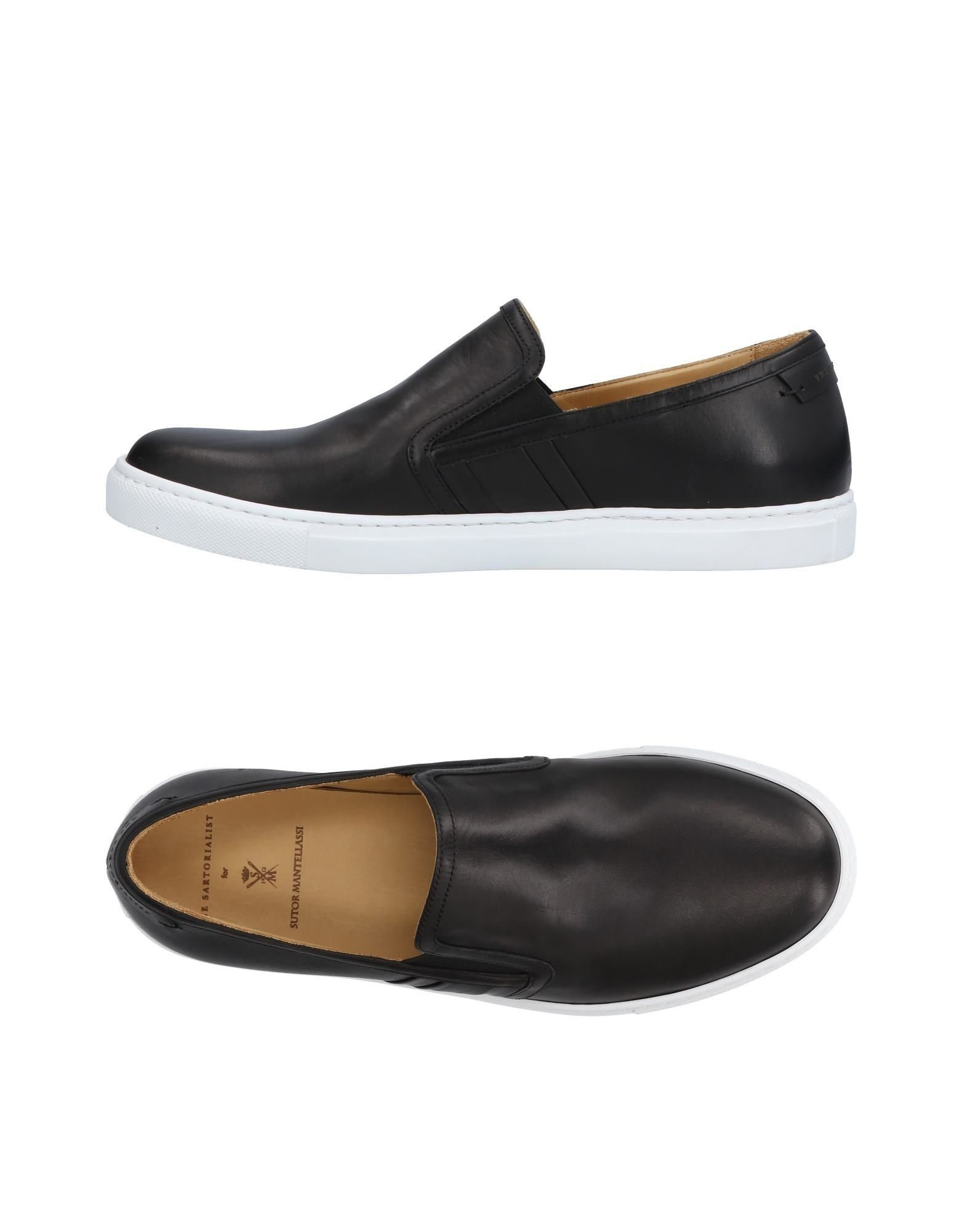 SUTOR MANTELLASSI Низкие кеды и кроссовки цены онлайн