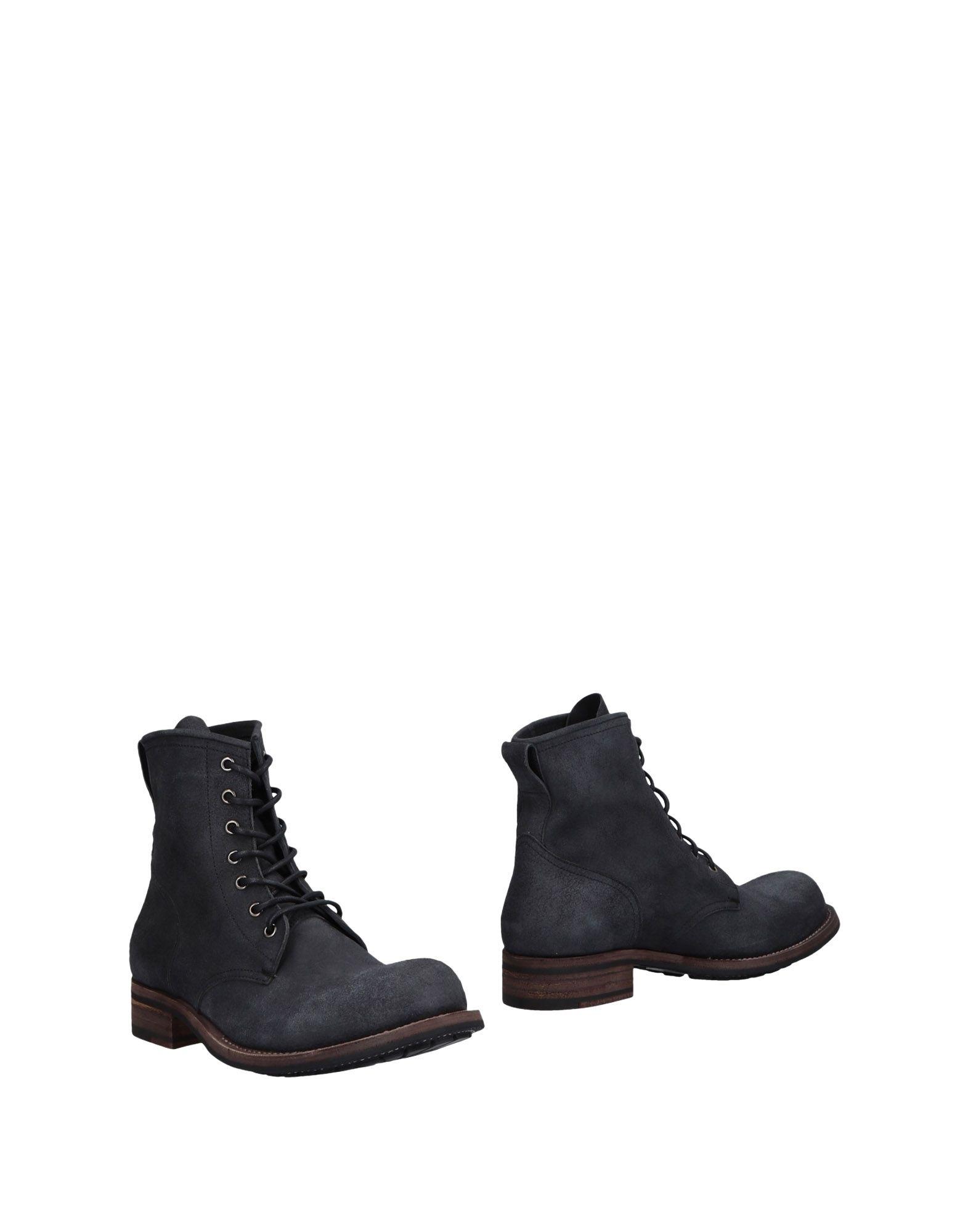 VIBRAM Boots in Steel Grey