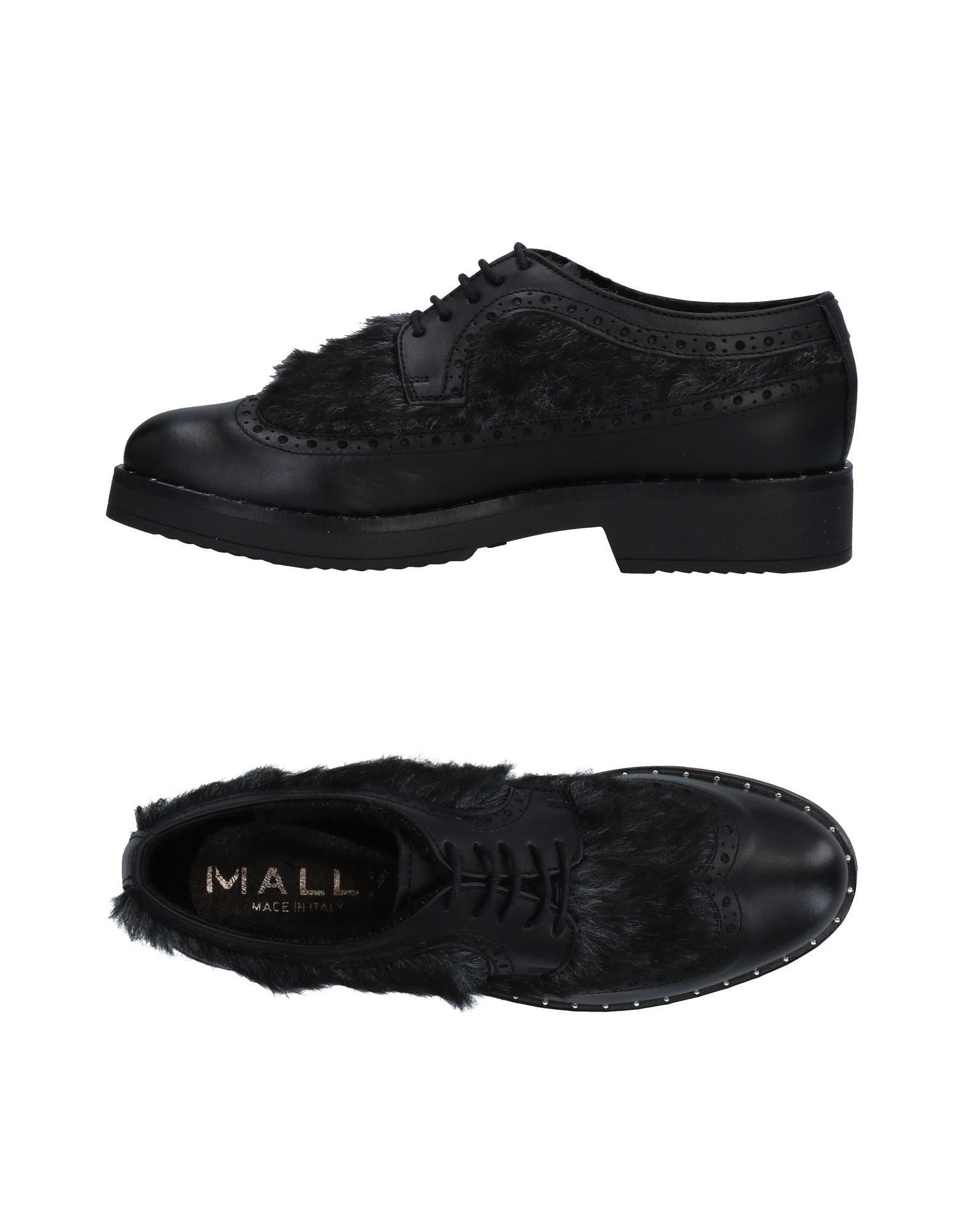 MALLY Обувь на шнурках обувь ламода