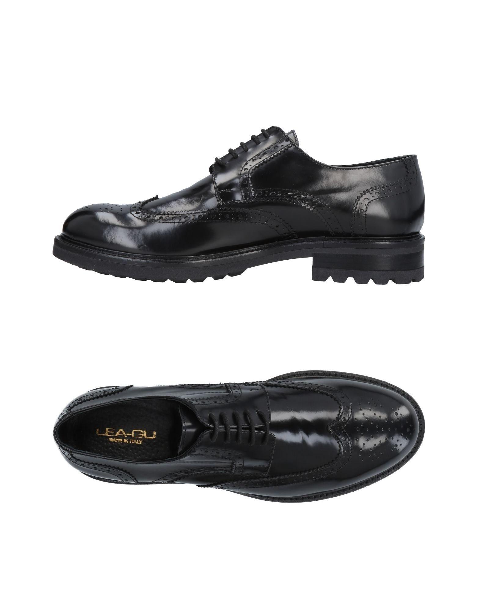 LEA-GU Обувь на шнурках lacywear берет gu 581 lin