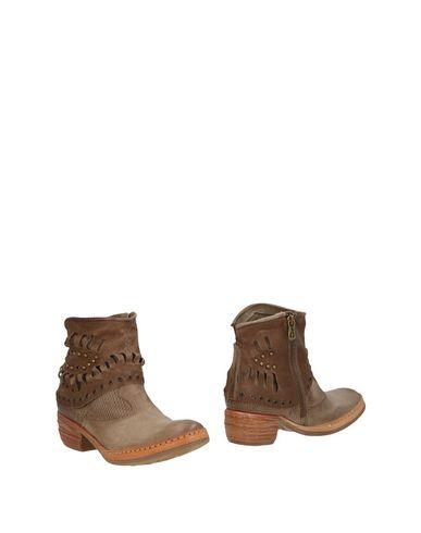 zapatillas A.S. 98 Botines de ca?a alta mujer