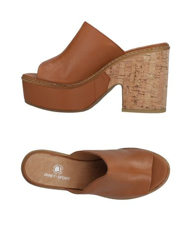 zapatillas JANET SPORT Mules & Zuecos mujer
