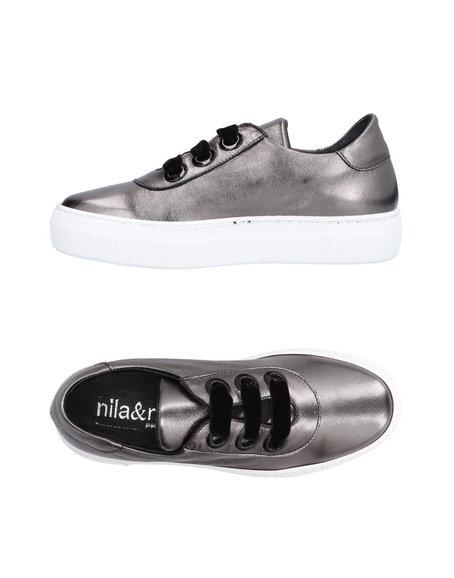 NILA & NILA Низкие кеды и кроссовки кроссовки nila