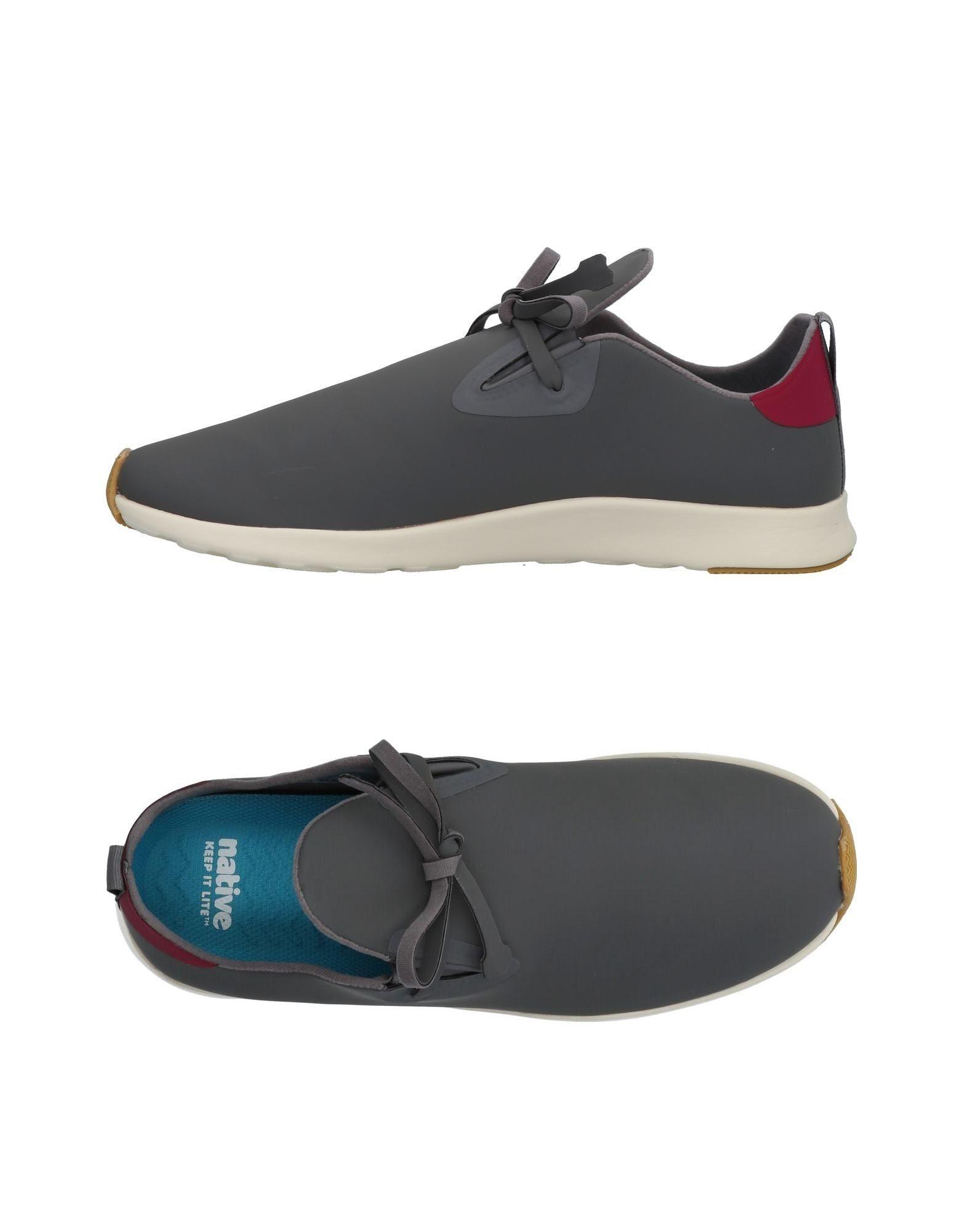 NATIVE Низкие кеды и кроссовки native низкие кеды и кроссовки