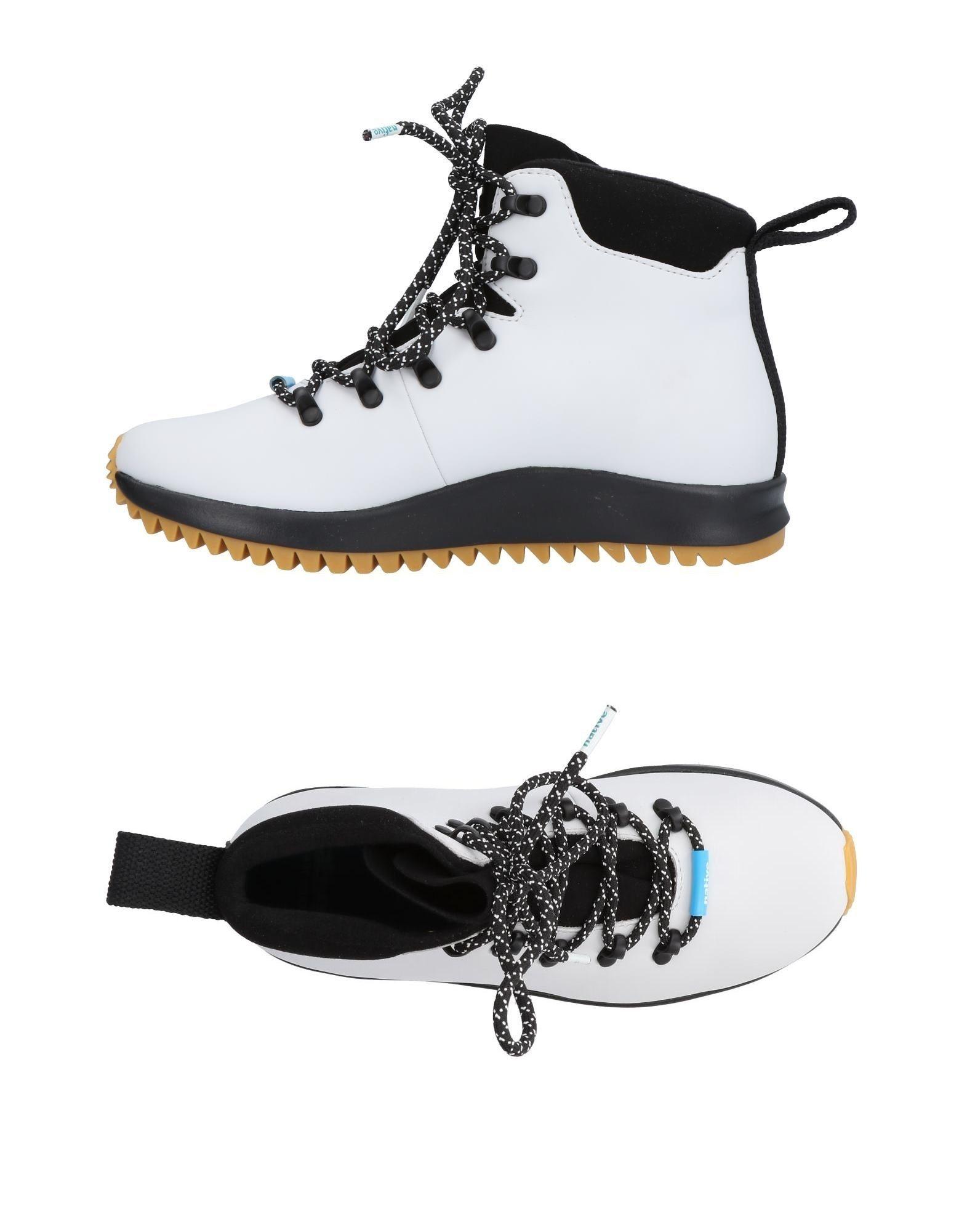 NATIVE Высокие кеды и кроссовки native высокие кеды и кроссовки