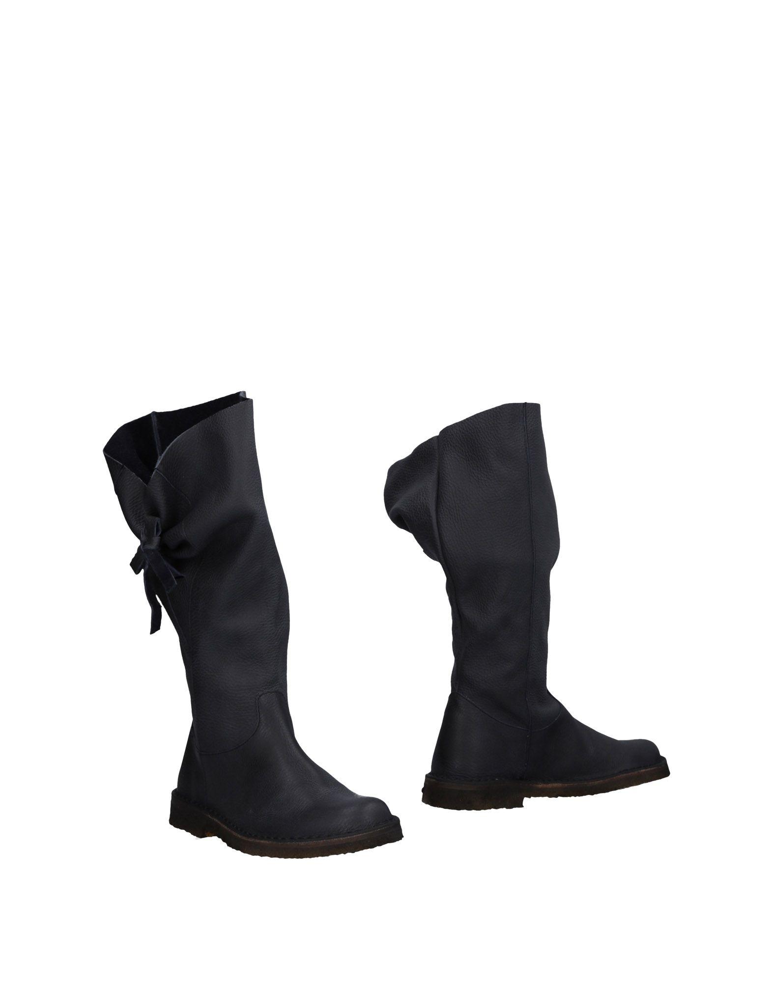 《送料無料》WEG レディース ブーツ ブラック 35 革