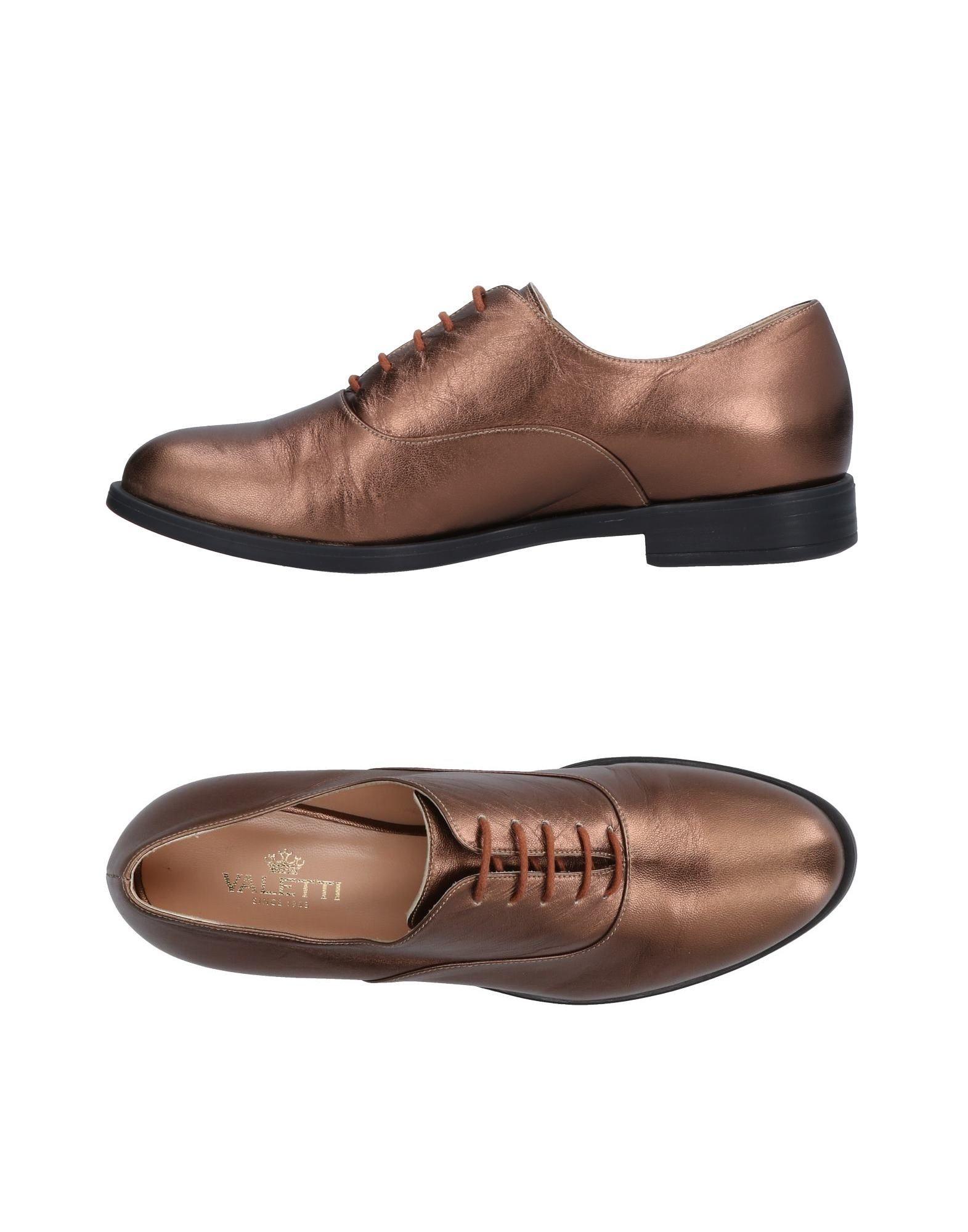 VALETTI Обувь на шнурках обувь ламода