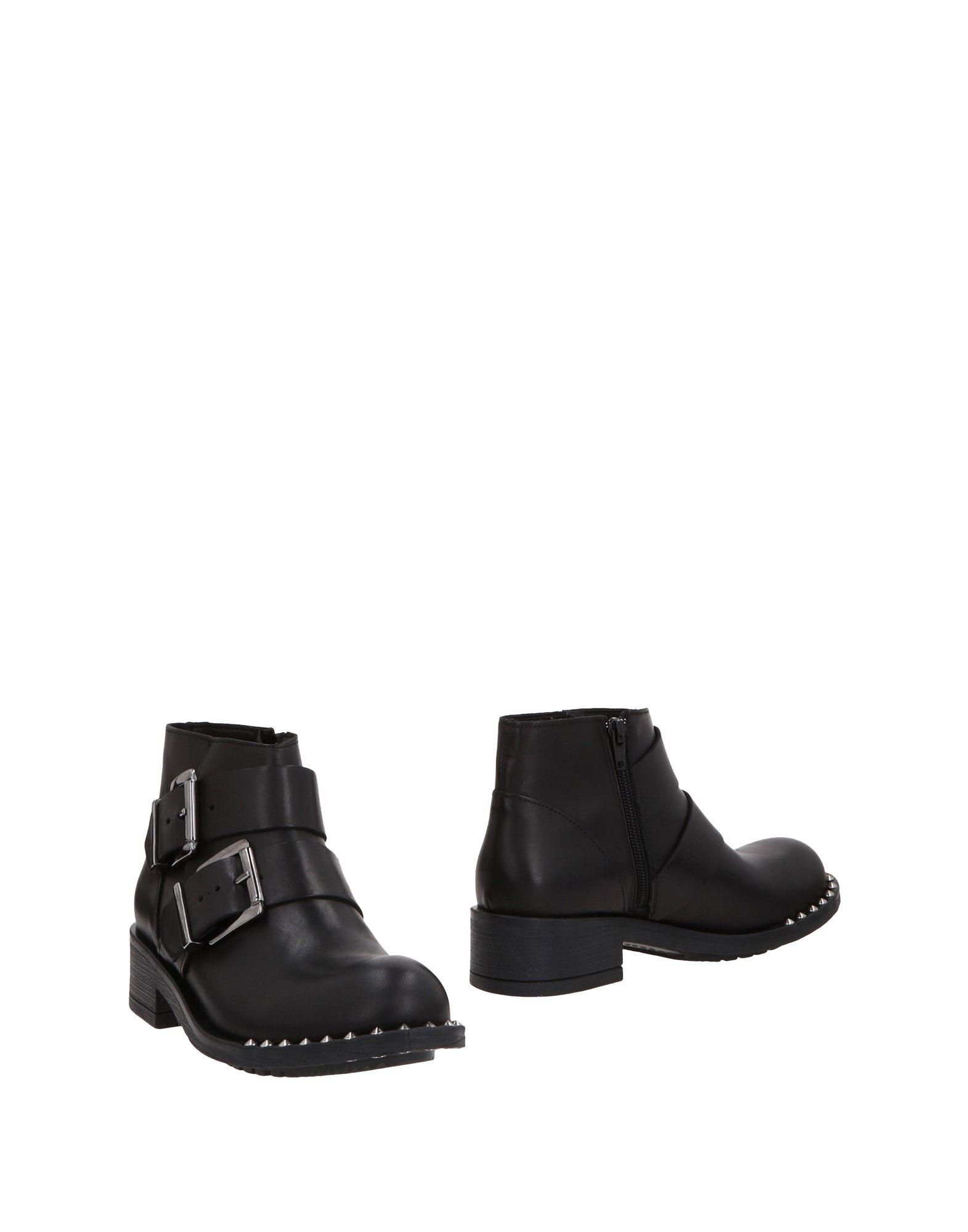 UNLACE Полусапоги и высокие ботинки