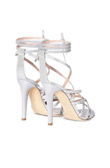 ALBERTA FERRETTI High-heeled sandals Woman r