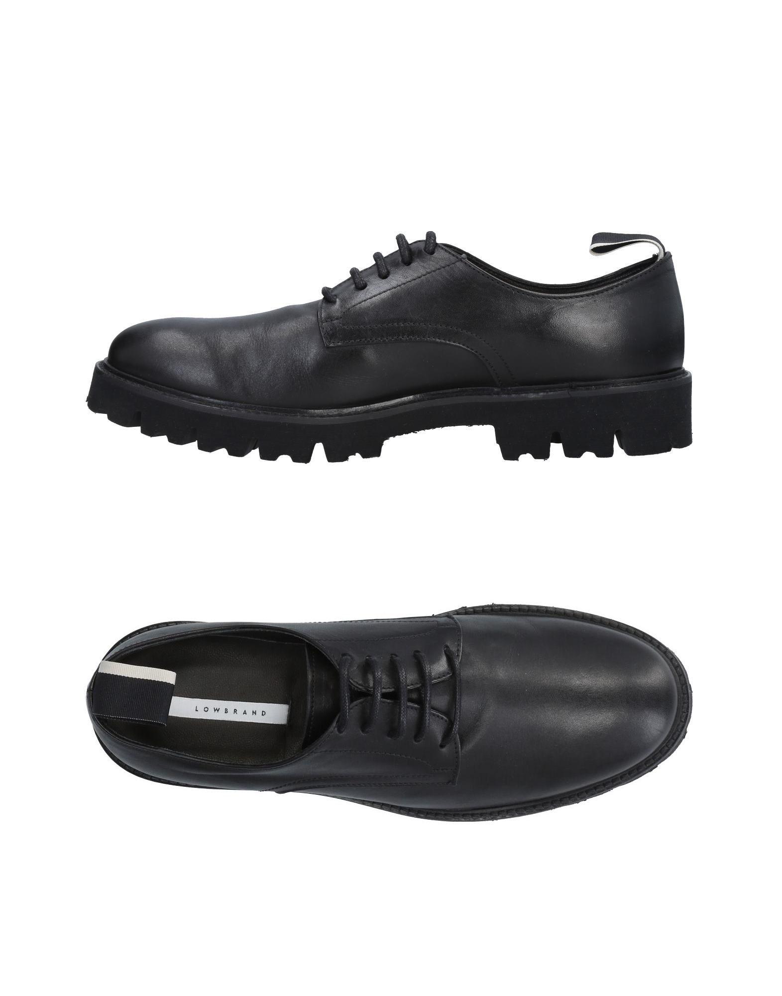 LOW BRAND Обувь на шнурках обувь на высокой платформе its own brand 116 31 32 33