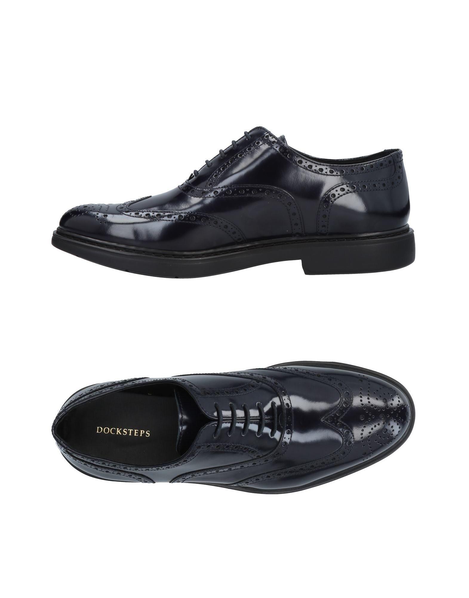 DOCKSTEPS Обувь на шнурках docksteps обувь на шнурках