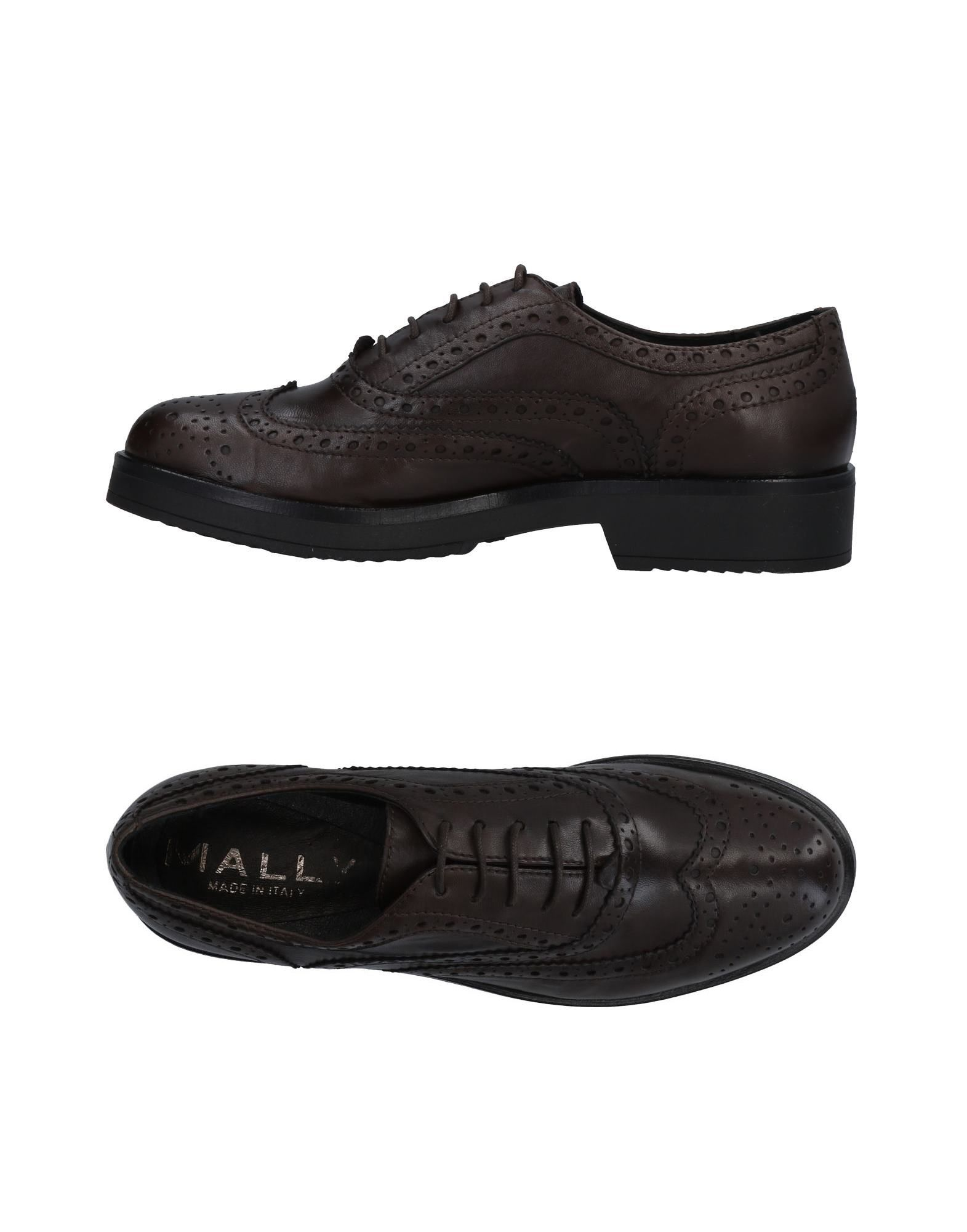 Фото - MALLY Обувь на шнурках обувь на высокой платформе dkny