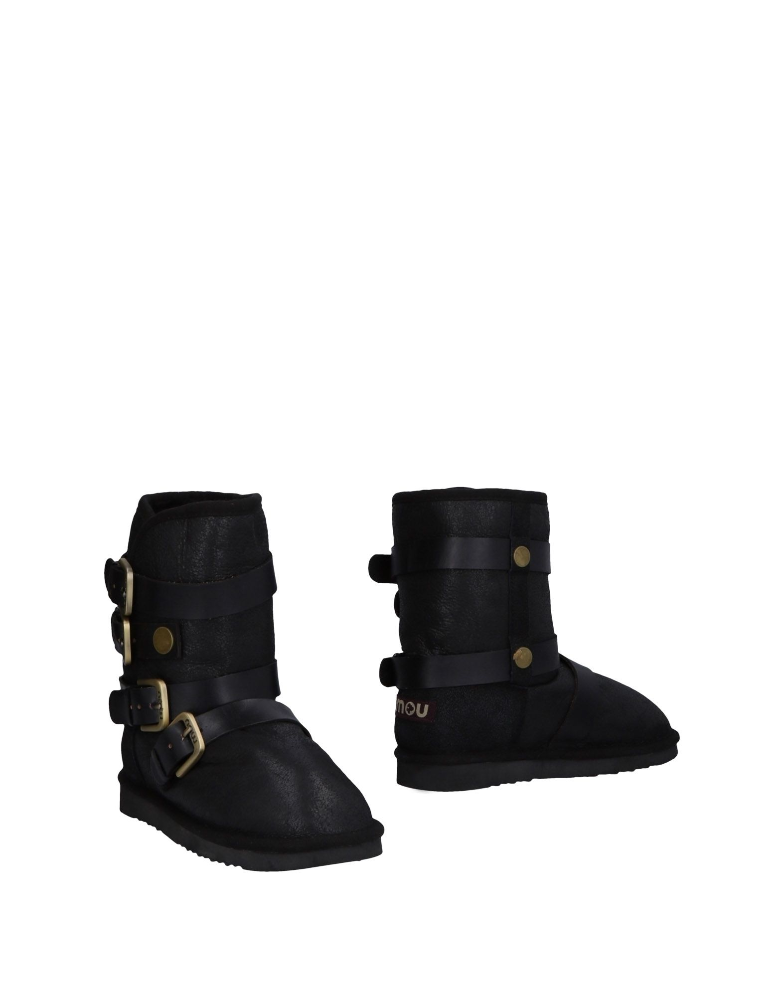 MOU Полусапоги и высокие ботинки