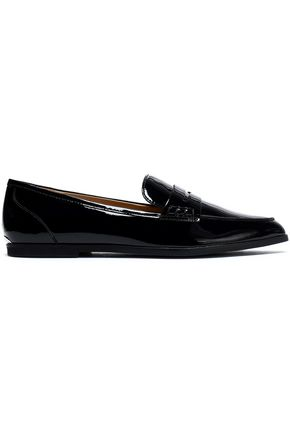 MICHAEL MICHAEL KORS Patent-leather loafers
